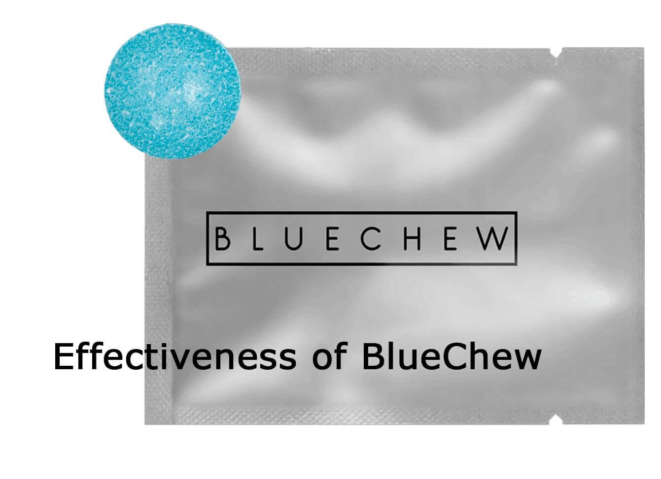 effectiveness of bluechew